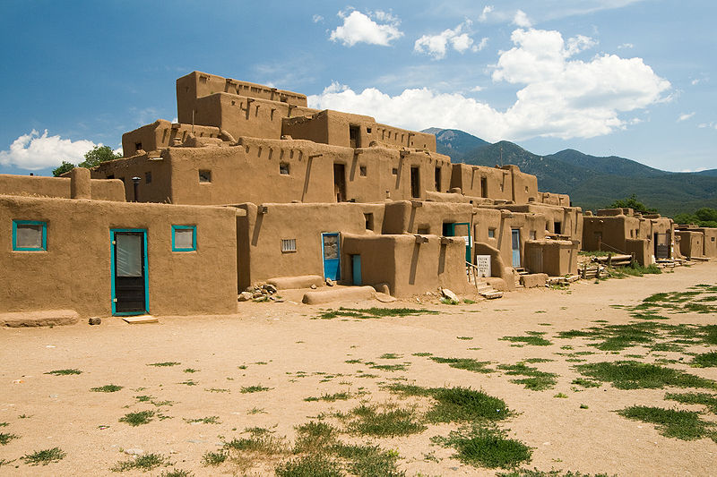 Petersthree licensed for non commercial use only mound for Pueblo home builders
